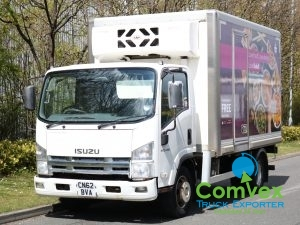 Isuzu N75.190 GAH Freezer Refrigerated (2012)