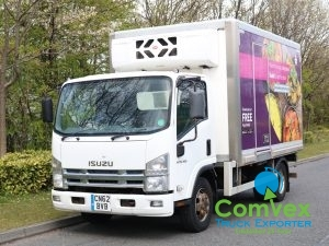 ISUZU N75.190 4x2 GAH 16Ft Refridgerated Freezer (2012)