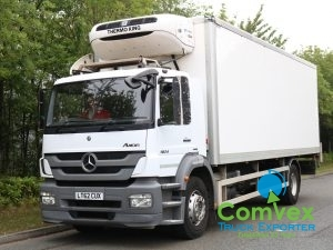 Mercedes Axor 1824 Thermoking T800R Freezer (2012)