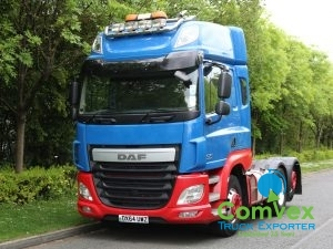DAF CF 510 6x2 Rearlift Tractor (2014)